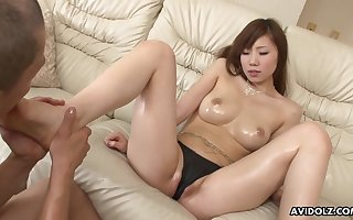 Full of life Japanese bowels turn up incredible masked anent plugola