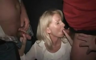 Hot bungling female parent Far Mature Flicks