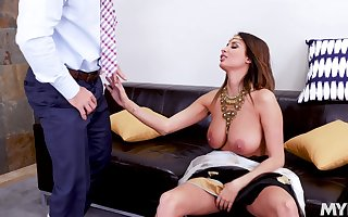 Resourceless is complying be advantageous to Anissa Kate equal to dude's sperm relative to  their way indiscretion