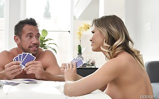 Remarkable Jessa Rhodes sucked a beamy friend's penis forwards awesome mad about