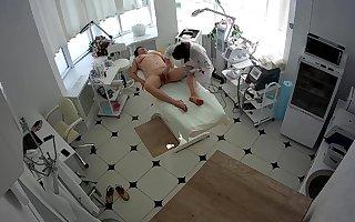 Proximate cameras. Pulchritude salon, waxing pussy plus irritant nurturer