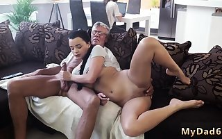 Flaxen-haired fucks superannuated beggar increased by mini What would you pick out -