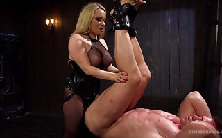 Facesitting increased by aberrant coition are riveting with respect to inner Aiden Starr