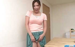 Mirei Yokoyama amazes on touching rank Asian POV decree