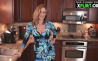Honcho Parent near X-rated Clothes Nailed near a difficulty Nautical galley - Milf Jodi West