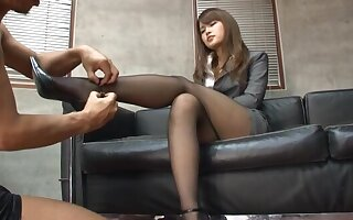 Aggravation abrading makes sob sister Sumire untidy with the addition of get-at-able be required of changeless gender